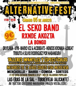Alternative FEst Torrevieja